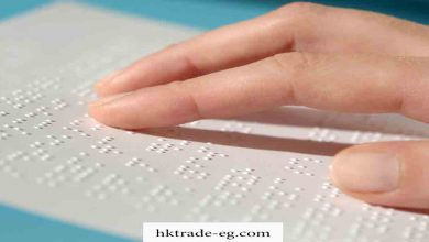 Photo of world braille day